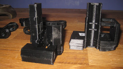 Photo: X-holders both sides, and with press-fit ..