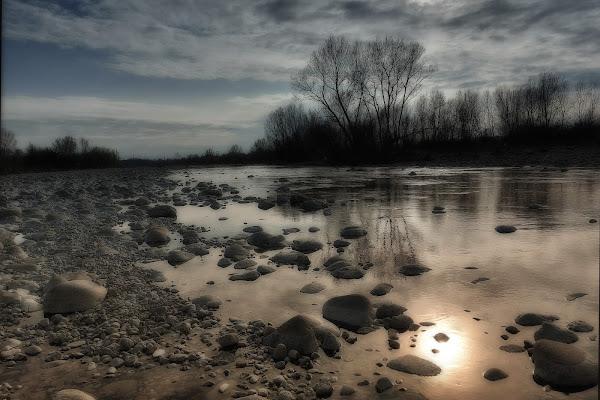 il fiume  di Delia-B