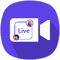 Random Video Chat : Live Chat With Girl icon