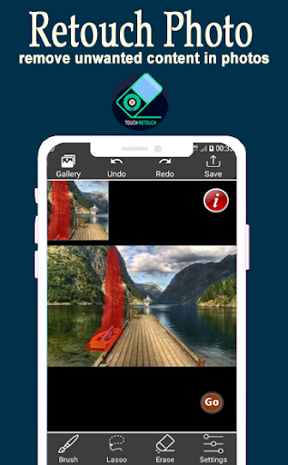 Remove Unwanted object for TouchRetouch Eraser 2.0 Screenshots 3