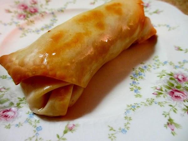 Chicken Fajita Bites (in a roll)