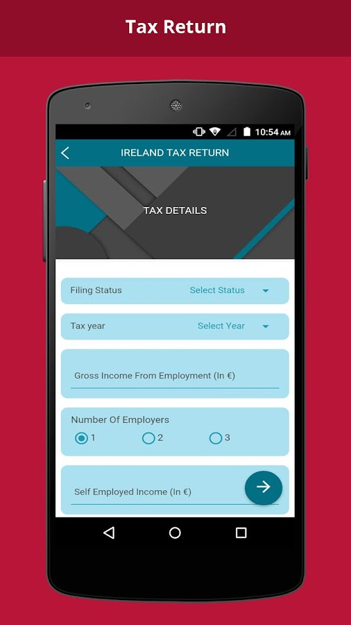 Tax GO- screenshot