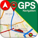 GPS Navigation & Map Direction icon