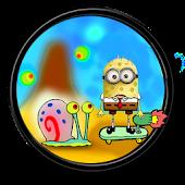 Bob Minions Sponge