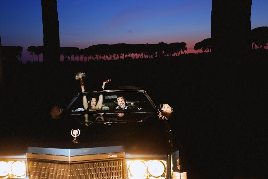 Vestuvių fotografas Alessandro Spagnolo (fotospagnolonovo). Nuotrauka 11.01.2019