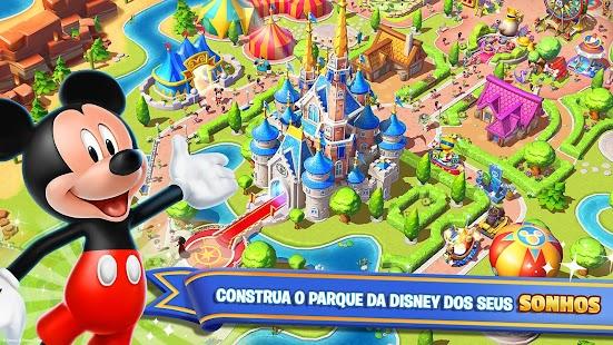 O Reino Mágico da Disney Imagen do Jogo