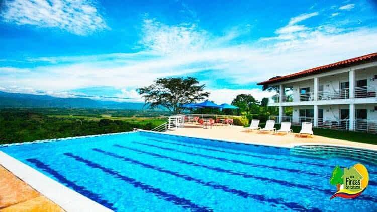 Finca Hotel en La Tebaida