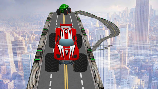 Monster Truck Racing New Game 2020 Racing Car Game screenshots 8