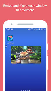 Lua Player Pro (HD POP-UP) Screenshot