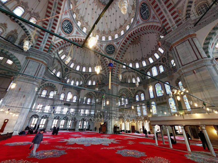 Qué ver en Estambul. Mezquita de Fatih