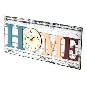 Ceas decorativ de perete, Platinet HOME 40x17x4.5 cm
