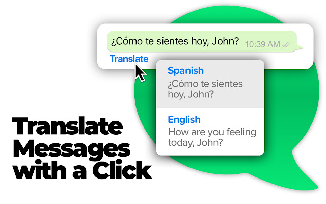 WhatsApp Translator - Translate Chats