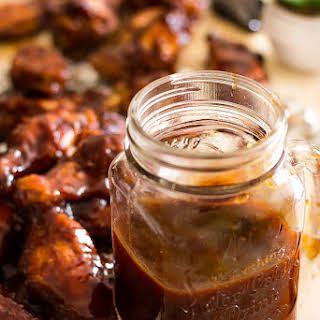 Sweet Tangy Thick and Easy Homemade BBQ Sauce.