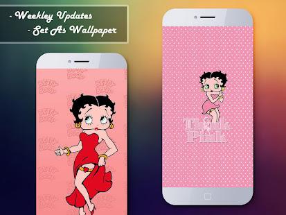 Betty Boop Wallpaper Hd Apps On Google Play
