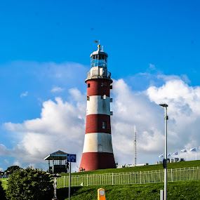 by Daniel Markiewicz - Buildings & Architecture Public & Historical ( smeaton's tower )