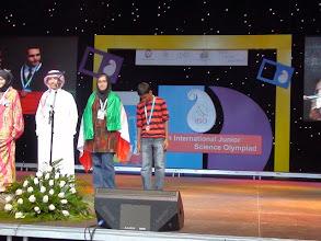 Photo: IJSO (International Junior Science Olympiad ) 2009 -Azerbaijan