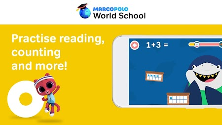 MarcoPolo World School APK screenshot thumbnail 4
