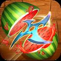 Fruit Slice Shake : Fruit Cut Games icon