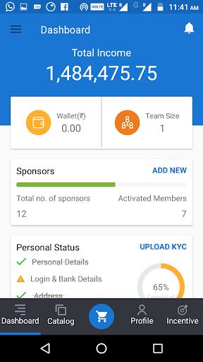 MFA Direct Distributors App screenshot 2
