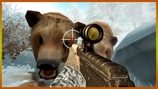 Jungle Hunting Zvíře: Sníh - náhled