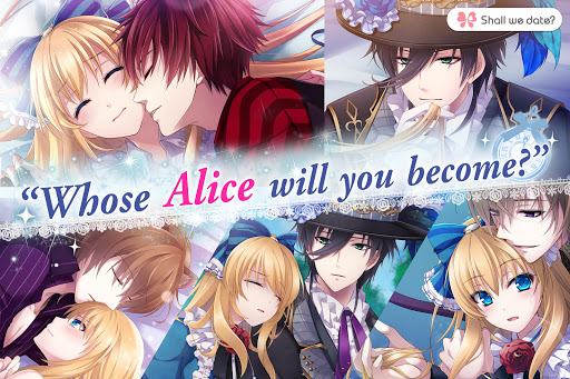 Lost Alice in Wonderland Shall we date otome games  gameplay | by HackJr.Pw 17