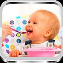 Receta de comida para bebes icon