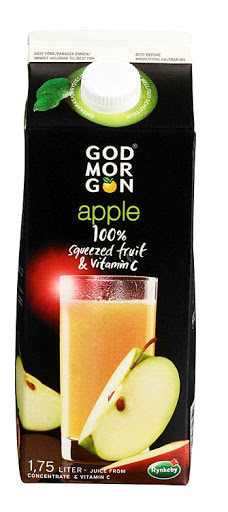 God Morgon Eplejuice, 1,75 l