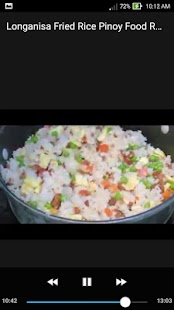 Download longanisa fried rice pinoy food recipe video for pc download longanisa fried rice pinoy food recipe video for pc windows and mac apk screenshot 2 forumfinder Image collections