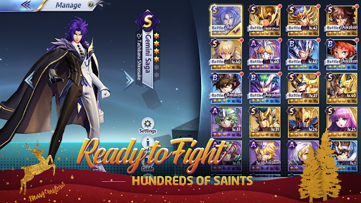 Saint Seiya Awakening: Knights of the Zodiac 1.6.44.1 screenshots 2