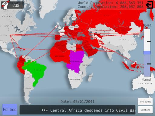 World Peace Simulator 2015 1.29 screenshots 11