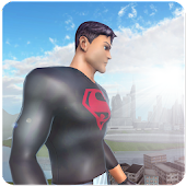 Superhero Crime Fighter Rescue