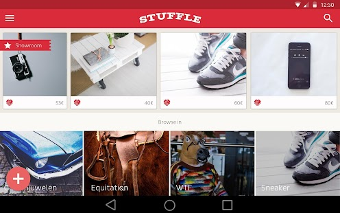 STUFFLE – Classifieds Search- screenshot thumbnail