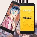 BTS  Wallpaper (방탄소년단) 'Butter' Offline icon