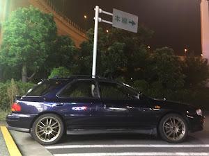 インプレッサ スポーツワゴン  1995年式WRX(AT)C1型のカスタム事例画像 YAGIさんの2018年09月08日22:11の投稿