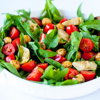 Bocconcini and Tomato Salad