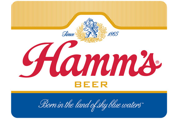 Logo of Hamm's