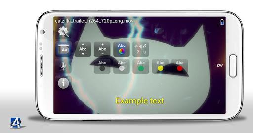 ALLPlayer Video Player 1.0.11 screenshots 6