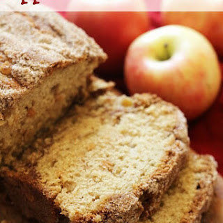 Apple Struesel Bread