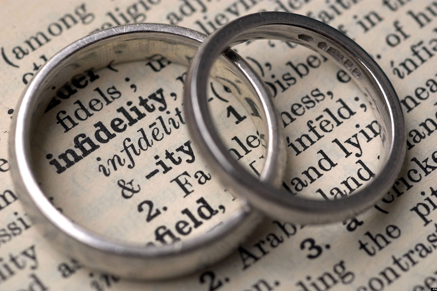 Lead us not into temptation: Predictors for infidelity, divorce highlighted  in new FSU research - Florida State University News