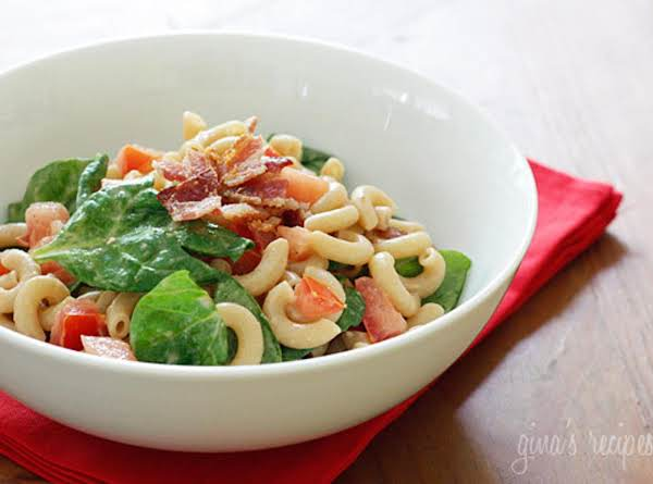 Ww Blt Macaroni Salad Recipe