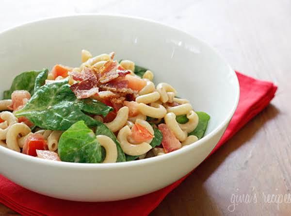 Ww Blt Macaroni Salad