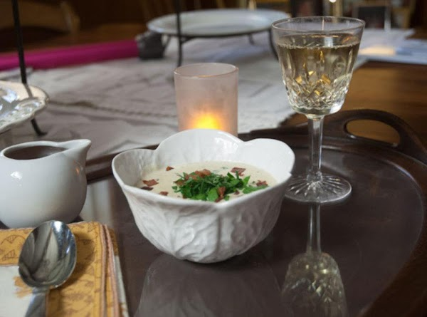 Mouth Watering Crab Soup With A Twist Recipe