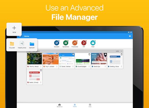 OfficeSuite - Office, PDF, Word, Excel, PowerPoint screenshot 11