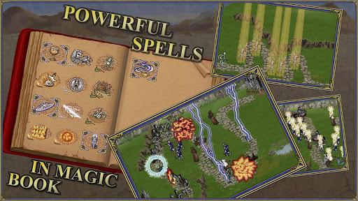 Medieval Heroes: Magic Fantasy Tower Defense games cheat screenshots 3