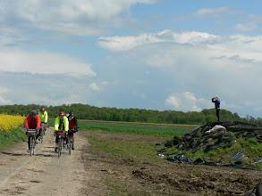 Photo: Paris-Roubaix, secteur pavé n°15