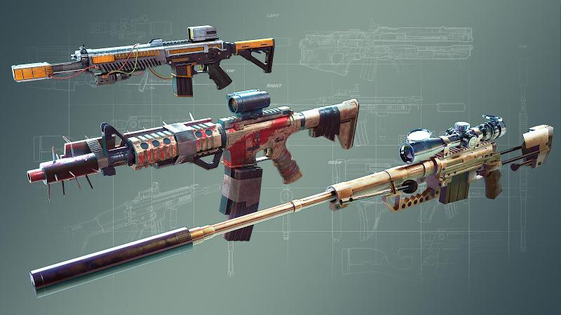 Cover Fire: Shooting Games PRO Screenshot 11
