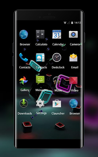Theme for Micromax Canvas Xpress HD 2.0.50 screenshots 2