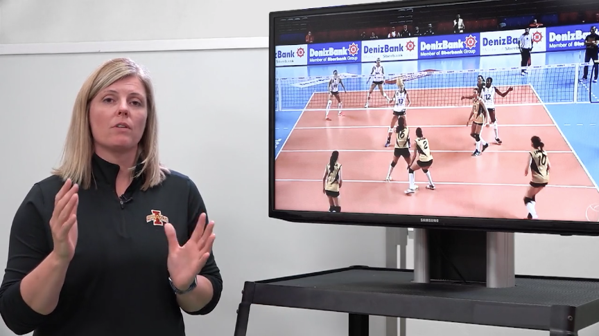 Setter game strategy