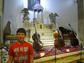 Photo: Free museum of music was fun