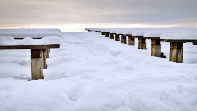 Photo: Winter Wonderland Viljandi, Estonia.   #wintermagic #winterlandscape #winter